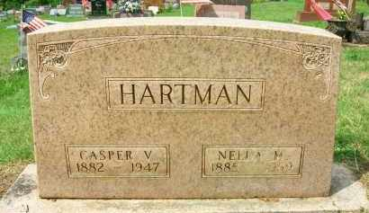 HARTMAN, NELLA M. - Holmes County, Ohio | NELLA M. HARTMAN - Ohio Gravestone Photos