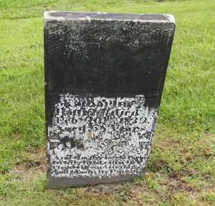 HATFIELD, KATHARINE - Holmes County, Ohio   KATHARINE HATFIELD - Ohio Gravestone Photos
