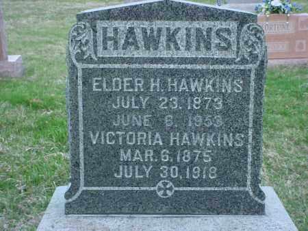 SMITH HAWKINS, VICTORIA - Holmes County, Ohio | VICTORIA SMITH HAWKINS - Ohio Gravestone Photos