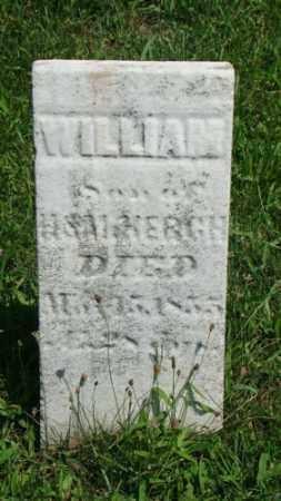 HERGH, WILLIAM - Holmes County, Ohio | WILLIAM HERGH - Ohio Gravestone Photos