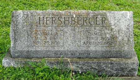 HERSHBERGER, BARBARA A. - Holmes County, Ohio | BARBARA A. HERSHBERGER - Ohio Gravestone Photos