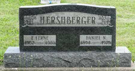 MISHLER HERSHBERGER, ERMA FERNE - Holmes County, Ohio | ERMA FERNE MISHLER HERSHBERGER - Ohio Gravestone Photos