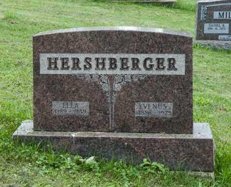 HERSHBERGER, VENUS - Holmes County, Ohio | VENUS HERSHBERGER - Ohio Gravestone Photos