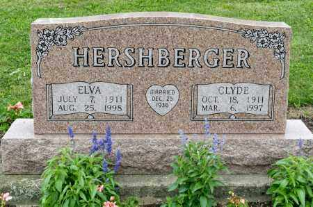 HERSHBERGER, CLYDE - Holmes County, Ohio | CLYDE HERSHBERGER - Ohio Gravestone Photos