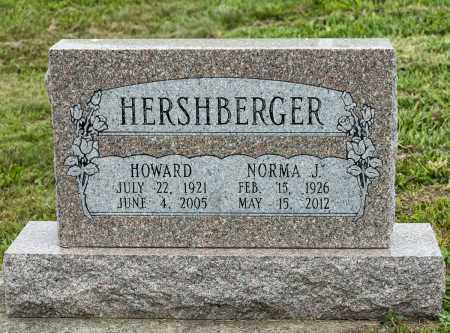 HERSHBERGER, HOWARD - Holmes County, Ohio | HOWARD HERSHBERGER - Ohio Gravestone Photos