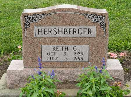 HERSHBERGER, KEITH G. - Holmes County, Ohio | KEITH G. HERSHBERGER - Ohio Gravestone Photos