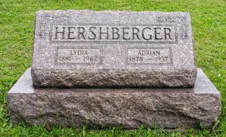 HERSHBERGER, LYDIA - Holmes County, Ohio | LYDIA HERSHBERGER - Ohio Gravestone Photos