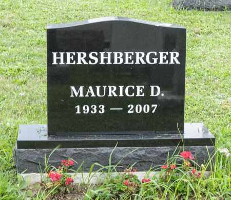 HERSHBERGER, MAURICE DELANO - Holmes County, Ohio | MAURICE DELANO HERSHBERGER - Ohio Gravestone Photos
