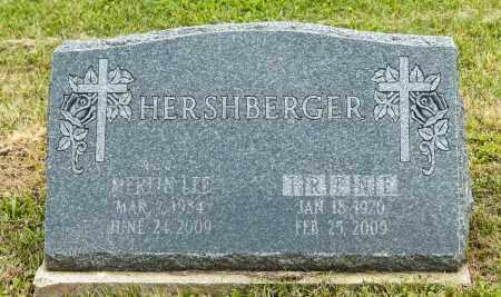HERSHBERGER, IRENE - Holmes County, Ohio | IRENE HERSHBERGER - Ohio Gravestone Photos