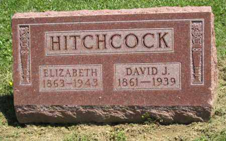 HITCHCOCK, DAVID J. - Holmes County, Ohio | DAVID J. HITCHCOCK - Ohio Gravestone Photos