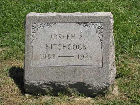 HITCHCOCK, JOSEPH A - Holmes County, Ohio | JOSEPH A HITCHCOCK - Ohio Gravestone Photos
