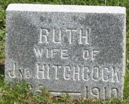 HITCHCOCK, JNO - Holmes County, Ohio | JNO HITCHCOCK - Ohio Gravestone Photos