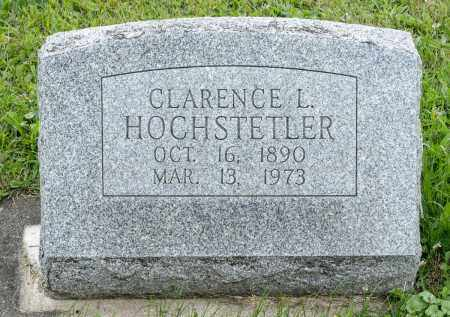 HOCHSTETLER, CLARENCE L. - Holmes County, Ohio | CLARENCE L. HOCHSTETLER - Ohio Gravestone Photos