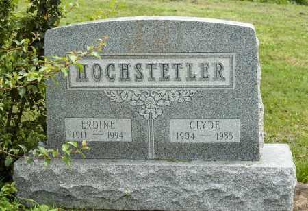 GERBER SCHLABACH, ERDINE - Holmes County, Ohio | ERDINE GERBER SCHLABACH - Ohio Gravestone Photos