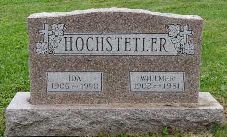 HOCHSTETLER, WHILMER - Holmes County, Ohio | WHILMER HOCHSTETLER - Ohio Gravestone Photos