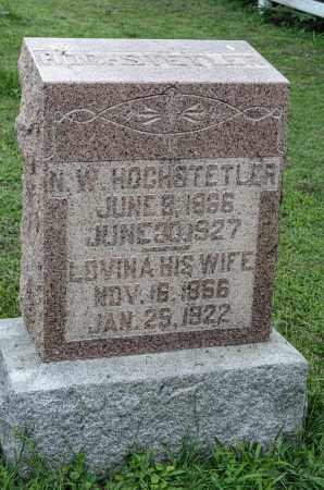 BEACHY HOCHSTETLER, LOVINA - Holmes County, Ohio | LOVINA BEACHY HOCHSTETLER - Ohio Gravestone Photos