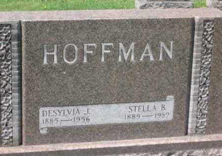 HOFFMAN, STELLA B . - Holmes County, Ohio   STELLA B . HOFFMAN - Ohio Gravestone Photos