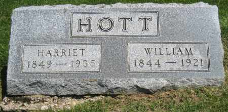 HOTT, WILLIAM - Holmes County, Ohio | WILLIAM HOTT - Ohio Gravestone Photos