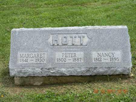 HOTT, PETER - Holmes County, Ohio | PETER HOTT - Ohio Gravestone Photos