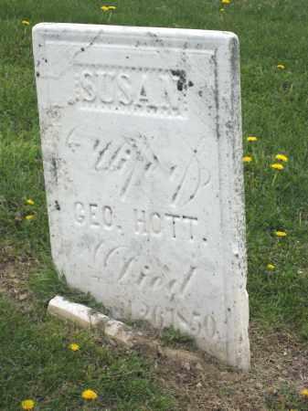 HOTT, SUSAN - Holmes County, Ohio | SUSAN HOTT - Ohio Gravestone Photos