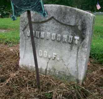 HUDNUT, JOHN - Holmes County, Ohio   JOHN HUDNUT - Ohio Gravestone Photos