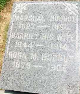 HUDNUT, MARSHALL - Holmes County, Ohio | MARSHALL HUDNUT - Ohio Gravestone Photos