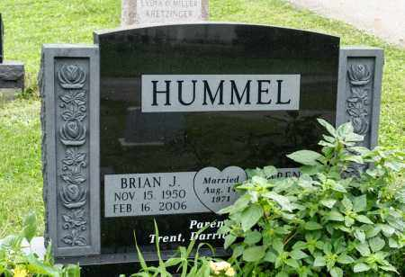 HUMMEL, BRIAN J. - Holmes County, Ohio | BRIAN J. HUMMEL - Ohio Gravestone Photos