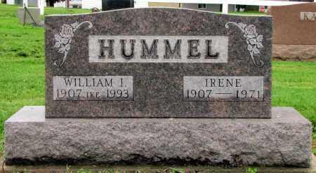 HUMMEL, WILLIAM I. - Holmes County, Ohio | WILLIAM I. HUMMEL - Ohio Gravestone Photos