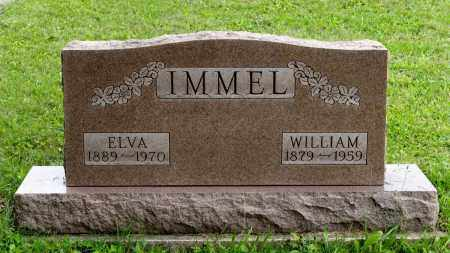 IMMEL, ELVA - Holmes County, Ohio | ELVA IMMEL - Ohio Gravestone Photos