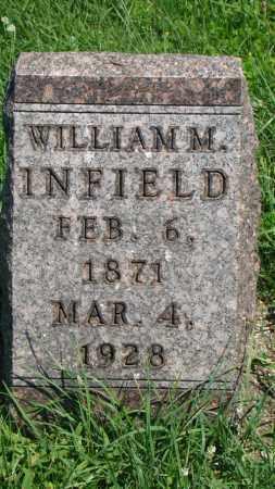 INFIELD, WILLIAM - Holmes County, Ohio | WILLIAM INFIELD - Ohio Gravestone Photos