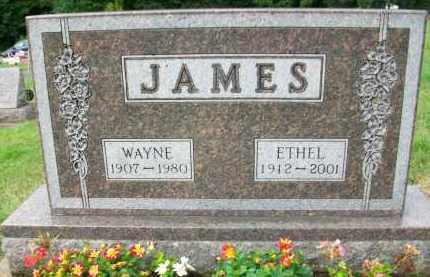 JAMES, ETHYL - Holmes County, Ohio | ETHYL JAMES - Ohio Gravestone Photos