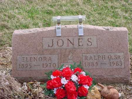 JONES, ELENORA - Holmes County, Ohio | ELENORA JONES - Ohio Gravestone Photos