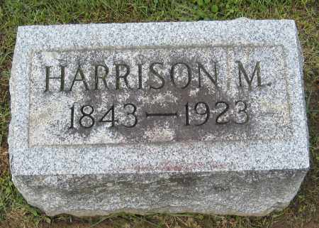 JONES, HARRISON M. - Holmes County, Ohio | HARRISON M. JONES - Ohio Gravestone Photos