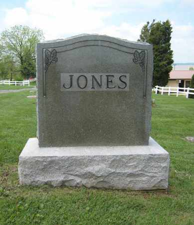 JONES, MONUMENT - Holmes County, Ohio | MONUMENT JONES - Ohio Gravestone Photos
