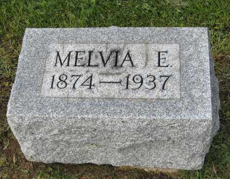 JONES, MELVIA E. - Holmes County, Ohio | MELVIA E. JONES - Ohio Gravestone Photos