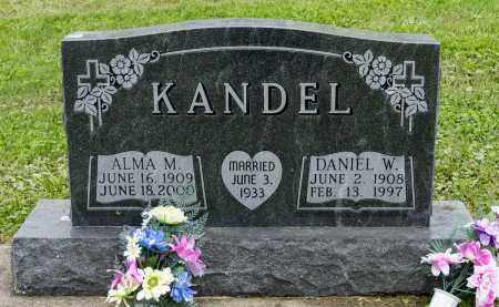 SOMMERS KANDEL, ALMA M. - Holmes County, Ohio | ALMA M. SOMMERS KANDEL - Ohio Gravestone Photos