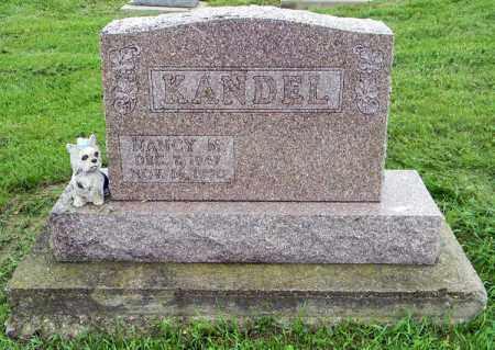 KANDEL, NANCY M. - Holmes County, Ohio | NANCY M. KANDEL - Ohio Gravestone Photos