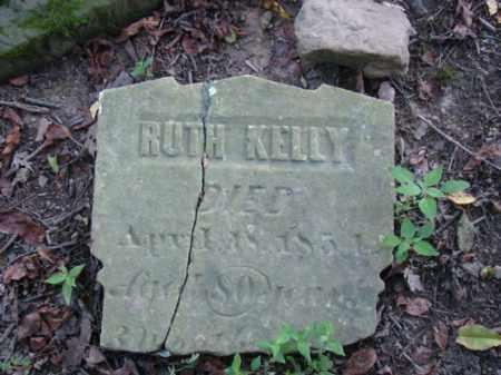 KELLY, RUTH - Holmes County, Ohio | RUTH KELLY - Ohio Gravestone Photos