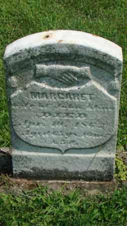 KIME, MARGARET - Holmes County, Ohio | MARGARET KIME - Ohio Gravestone Photos