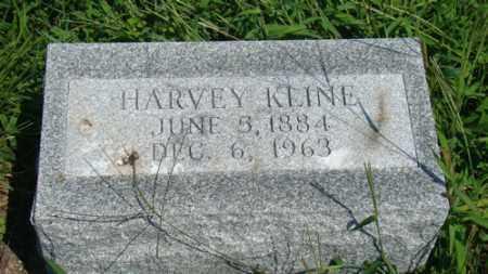 KLINE, HARVEY - Holmes County, Ohio | HARVEY KLINE - Ohio Gravestone Photos