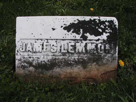 LEMMON, JAMES - Holmes County, Ohio   JAMES LEMMON - Ohio Gravestone Photos