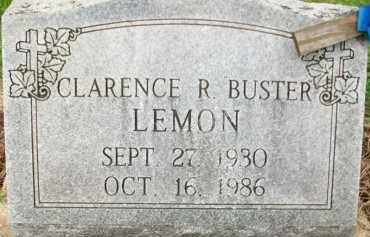 """LEMON, CLARENCE R. """"BUSTER"""" - Holmes County, Ohio   CLARENCE R. """"BUSTER"""" LEMON - Ohio Gravestone Photos"""