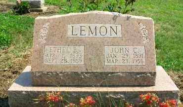 LEMON, JOHN C. - Holmes County, Ohio | JOHN C. LEMON - Ohio Gravestone Photos