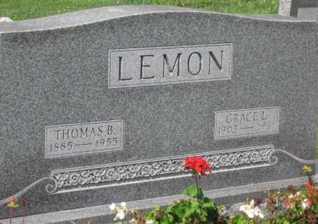 LEMON, GRACE L. - Holmes County, Ohio | GRACE L. LEMON - Ohio Gravestone Photos