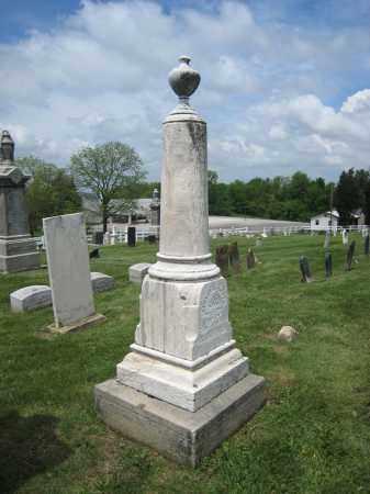 LEWIS MONUMENT, FINLEY - Holmes County, Ohio | FINLEY LEWIS MONUMENT - Ohio Gravestone Photos