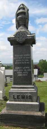 LEWIS MONUMENT, WILLIAM - Holmes County, Ohio | WILLIAM LEWIS MONUMENT - Ohio Gravestone Photos