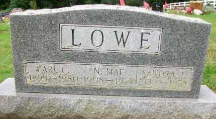 LOWE, SANDRA J. - Holmes County, Ohio | SANDRA J. LOWE - Ohio Gravestone Photos