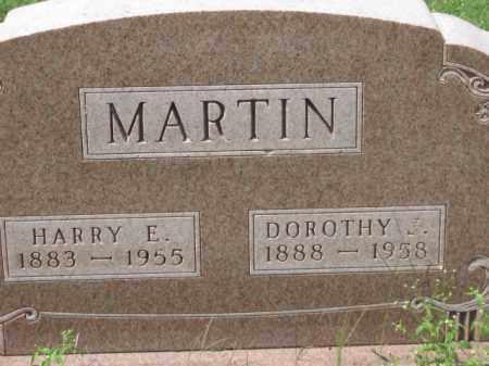 MARTIN, HARRY E - Holmes County, Ohio | HARRY E MARTIN - Ohio Gravestone Photos