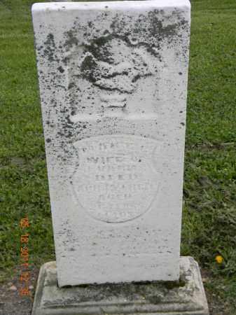 MATHA, MARTHA - Holmes County, Ohio | MARTHA MATHA - Ohio Gravestone Photos