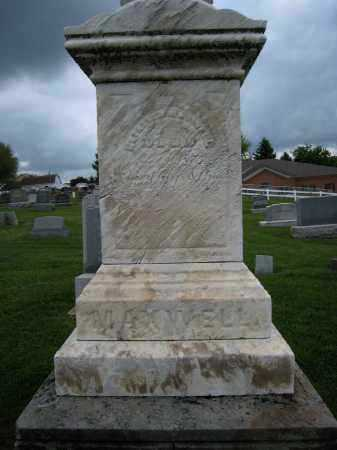 MAXWELL, BEZALEEL - Holmes County, Ohio | BEZALEEL MAXWELL - Ohio Gravestone Photos